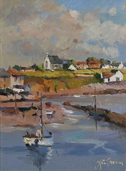 Liam Treacy, Kilmore Quay at Morgan O'Driscoll Art Auctions