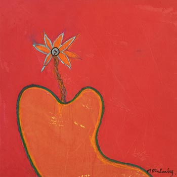 Michael Mulcahy, Exotic Flower at Morgan O'Driscoll Art Auctions