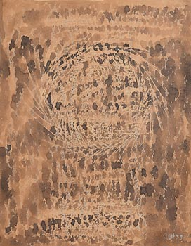 Patrick Scott, Catherine Wheel at Morgan O'Driscoll Art Auctions