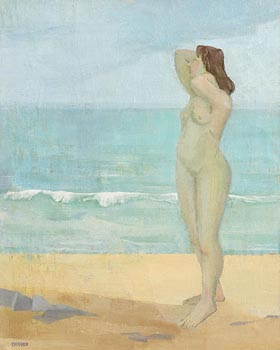 Barbara Warren, Shore Light and Model (2004) at Morgan O'Driscoll Art Auctions