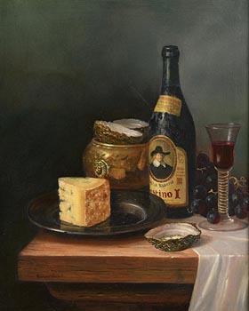 Raymond Campbell, Faustino at Morgan O'Driscoll Art Auctions