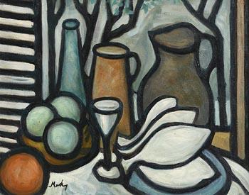 Markey Robinson, Memory of Provence at Morgan O'Driscoll Art Auctions