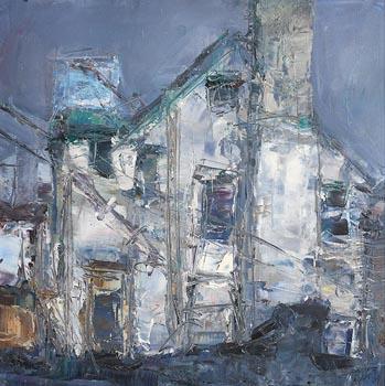 End of Terrace (2009) at Morgan O'Driscoll Art Auctions
