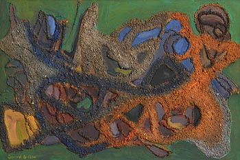 Gerard Dillon, Harvest at Morgan O'Driscoll Art Auctions