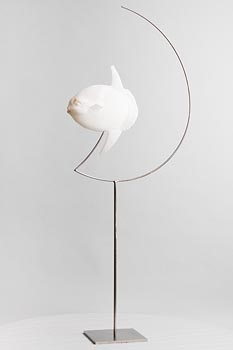 Sylvie Icher, Moon Fish at Morgan O'Driscoll Art Auctions
