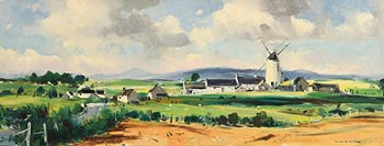 Kenneth Webb, Ballycopeland Mill, Millisle, Co. Down at Morgan O'Driscoll Art Auctions