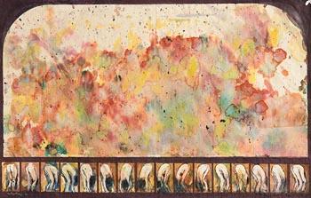 Charles Harper, Castigatory III (1978) at Morgan O'Driscoll Art Auctions