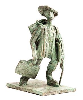 John Behan, Van Gogh on the Move at Morgan O'Driscoll Art Auctions