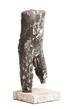 Melanie Le Brocquy, Man Stepping (1967) at Morgan O'Driscoll Art Auctions