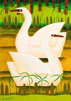 Graham Knuttel, Eternal Love at Morgan O'Driscoll Art Auctions
