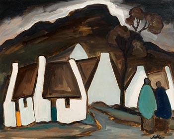 Markey Robinson, The Road Home at Morgan O'Driscoll Art Auctions
