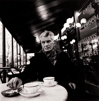 John Minihan, Samuel Beckett, Paris (1985) at Morgan O'Driscoll Art Auctions