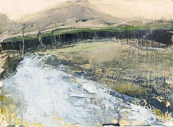 Donald Teskey, Inagh Valley, Connemara at Morgan O'Driscoll Art Auctions