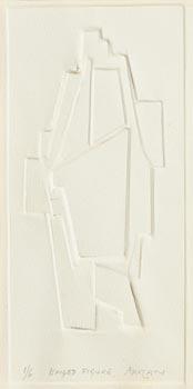 Arman Fernandez, Winged Figure at Morgan O'Driscoll Art Auctions