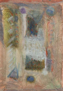 Tony O'Malley, St Martin's - Spring (1984) at Morgan O'Driscoll Art Auctions