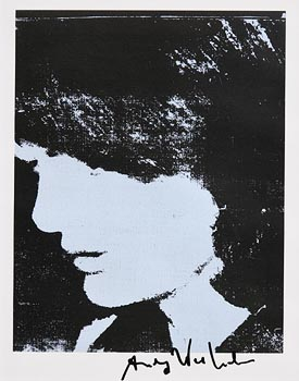 Andy Warhol, Jackies (1982) at Morgan O'Driscoll Art Auctions