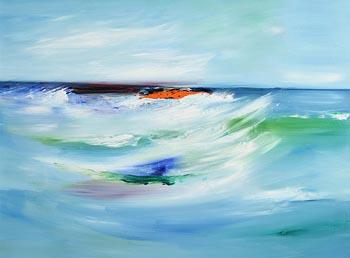 Majella O'Neill Collins, Leaving Turk Head (2018) at Morgan O'Driscoll Art Auctions
