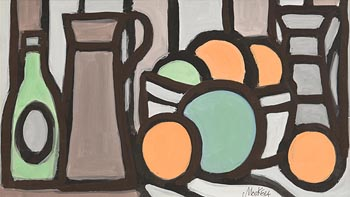 Markey Robinson, Still Life with Oranges at Morgan O'Driscoll Art Auctions