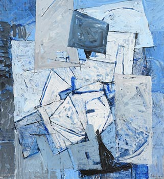 Nevill Johnson, Halcyon (1995) at Morgan O'Driscoll Art Auctions