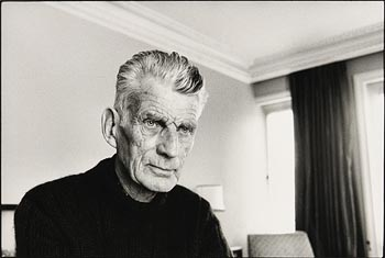 John Minihan, Samuel Beckett Photographed in Room 604, Hyde Park Hotel, London 1980 at Morgan O'Driscoll Art Auctions