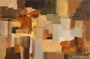 Gretta O'Brien, Giant's Causeway at Morgan O'Driscoll Art Auctions