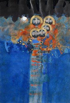 Brian Ferran, Tain 5 (1989) at Morgan O'Driscoll Art Auctions