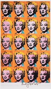 Andy Warhol, Marilyn Monroe (1982) at Morgan O'Driscoll Art Auctions
