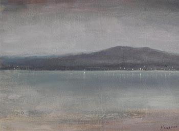 Peter Pearson, Evening, Dublin Bay at Morgan O'Driscoll Art Auctions