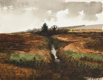 Martin Gale, Sralagagh (2001) at Morgan O'Driscoll Art Auctions
