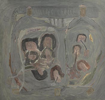 George Warren, Green Alchemy (2010) at Morgan O'Driscoll Art Auctions