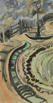 Nano Reid, By Lamplight at Morgan O'Driscoll Art Auctions