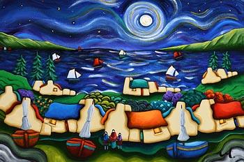 Annie Robinson, Celtic Dreams at Morgan O'Driscoll Art Auctions