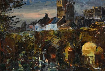 Kenneth Webb, Macroom Castle, Co Cork at Morgan O'Driscoll Art Auctions