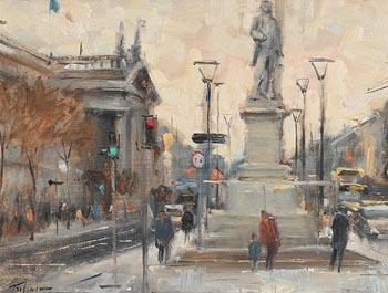 Norman Teeling, GPO, Dublin at Morgan O'Driscoll Art Auctions