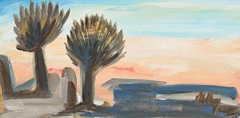 Markey Robinson, Moroccan Scene at Morgan O'Driscoll Art Auctions