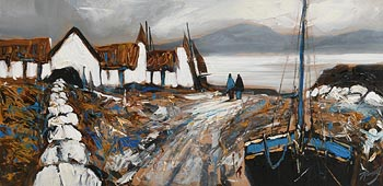 J.P. Rooney, By the Silent Sea at Morgan O'Driscoll Art Auctions