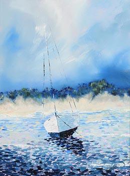 Hannah O'Hanlon, Safely Anchored at Morgan O'Driscoll Art Auctions