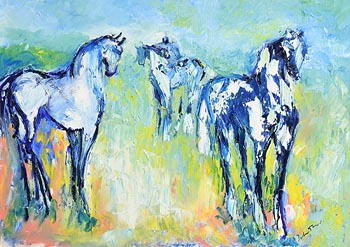 Declan O'Connor, Trespassers at Morgan O'Driscoll Art Auctions