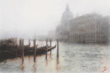 Fabio Baldan, St. Marco's Venice at Morgan O'Driscoll Art Auctions