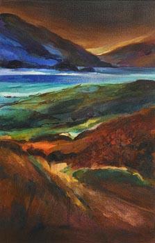 Maurice Henderson, Twilight Hills at Morgan O'Driscoll Art Auctions