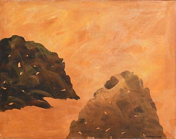 Michael Mulcahy, The Skelligs (2001) at Morgan O'Driscoll Art Auctions