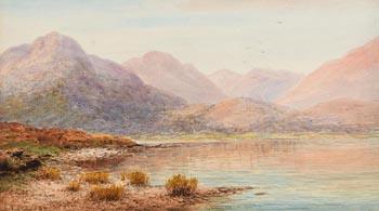 Alexander Williams, Loch Venacher, Scotland at Morgan O'Driscoll Art Auctions