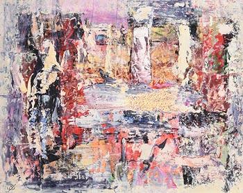 John Kingerlee, Neighbours (2017) at Morgan O'Driscoll Art Auctions