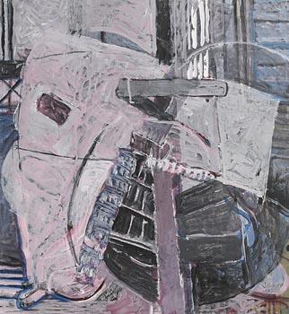 Nevill Johnson, Matrix (1995) at Morgan O'Driscoll Art Auctions