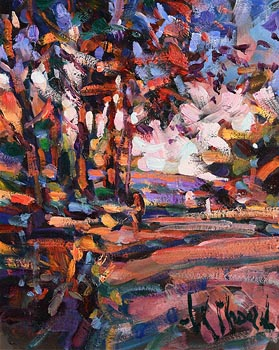 Arthur K. Maderson, Autumnal Evening at Morgan O'Driscoll Art Auctions