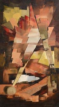 Gretta O'Brien, Untitled (1973) at Morgan O'Driscoll Art Auctions