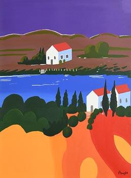 Peter Doyle, Night Sky at Morgan O'Driscoll Art Auctions