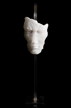 Sylvie Icher, Masque at Morgan O'Driscoll Art Auctions