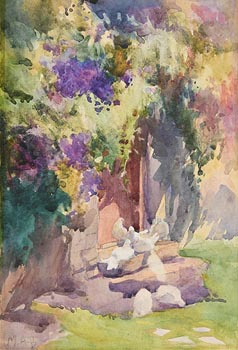 Mildred Anne Butler, Doves in the Sunlight at Morgan O'Driscoll Art Auctions