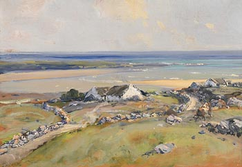 James Humbert Craig, Rosbeg at Morgan O'Driscoll Art Auctions